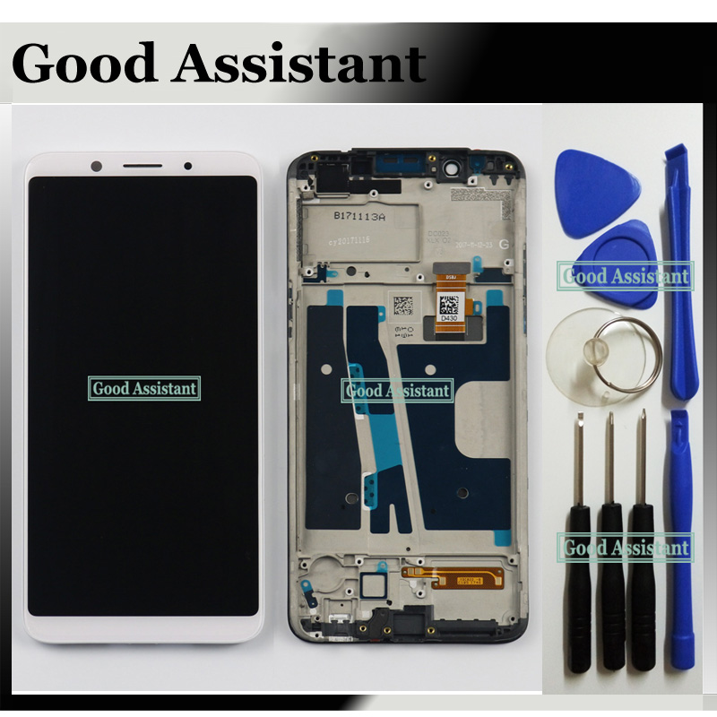 Black/White For OPPO A73 A73T / OPPO F5 / F5 Youth Full LCD DIsplay + Touch Screen Digitizer Assembly + With Frame + Free Tools-in Mobile Phone LCD Screens from Cellphones & Telecommunications on AliExpress - 11.11_Double 11_Singles' Day 1
