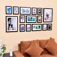 Pine wood Frame Wall For Wall decorate 1601