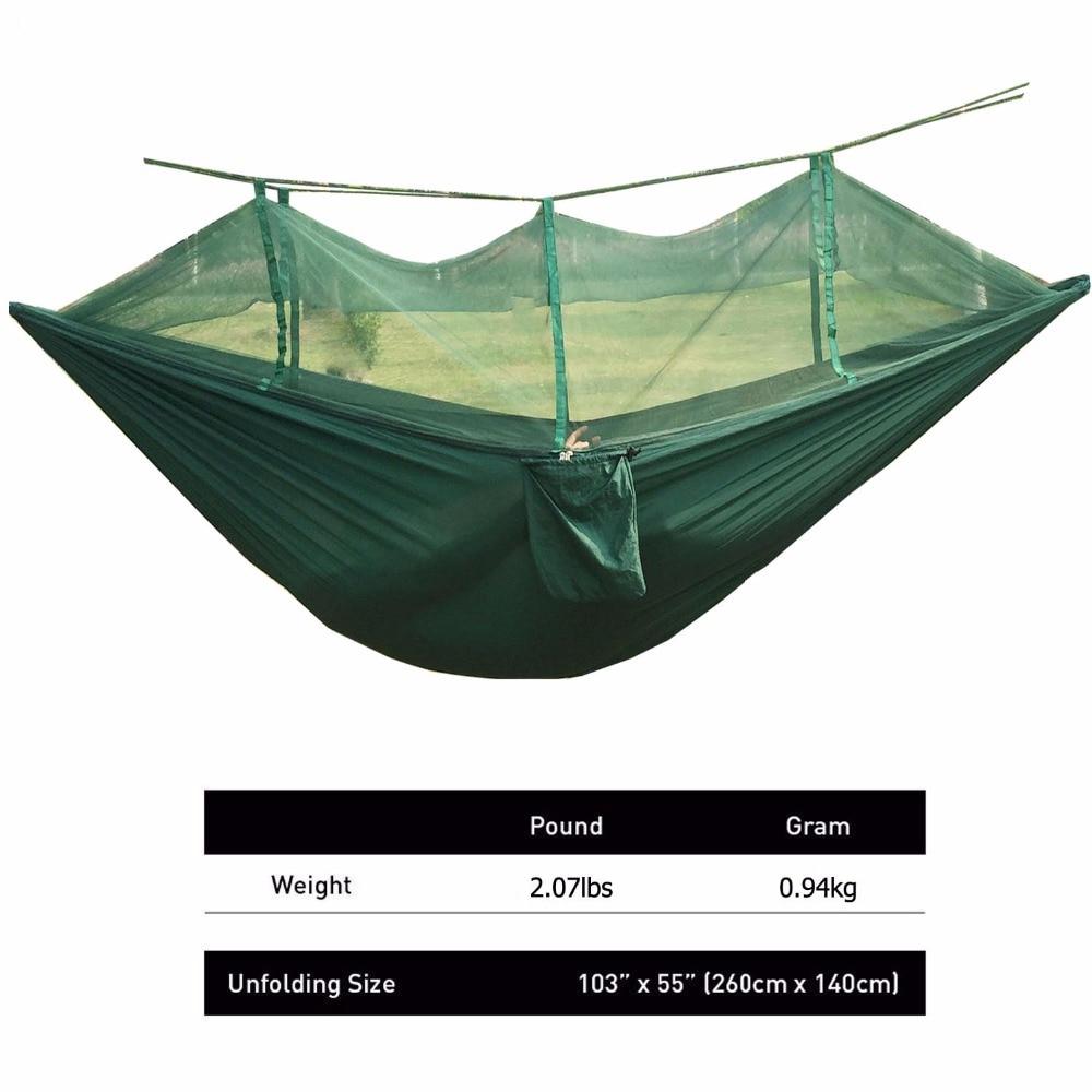 Портативті парашютті хаммок Бір - Жиһаз - фото 2