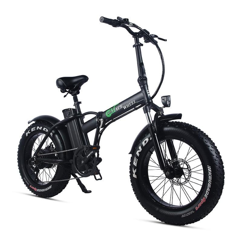 Bicicleta elétrica GW20 48 V 15AH CMACEWHEEL