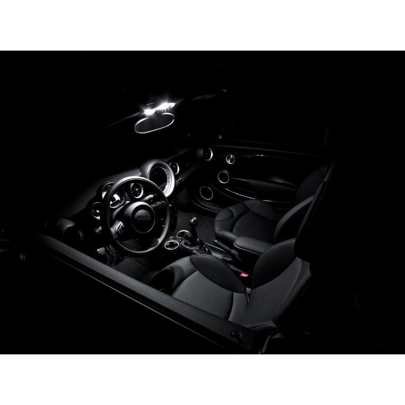 XIEYOU 9pcs LED πακέτο κιτ εσωτερικού - Φώτα αυτοκινήτων - Φωτογραφία 3