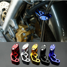 Motorcycle CNC Brake Line Clamps