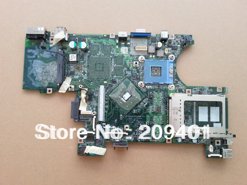 M35X System Board For Toshiba Motherboard LA-2462P 35 Days Warranty Works Well