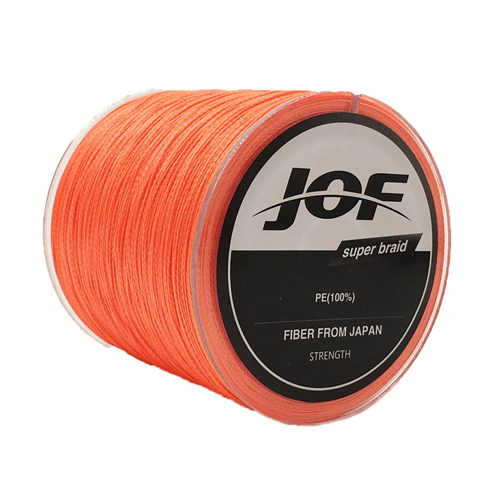 4 Strands 100M 8-100LB PE Multifilament Super Braided Fishing Line Carp Fishing For Fish Rope Cord