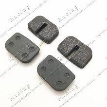 Disc Brake Shoe Pad For 47 49cc mini dirt bike minimoto pocket bike baby kid cro