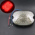 Smoke Lens Motorcycle LED Tail Brake Light For Harley Softail Sportster Road King Dyna Glide Electra Glide Night Train Low Rider
