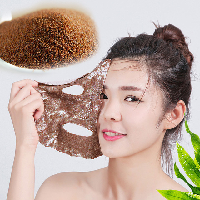 500g Luxurious Seaweed Face Neck Body Mask Collagen Lotion Moisturizing Nutrition Beautiful Skin Care