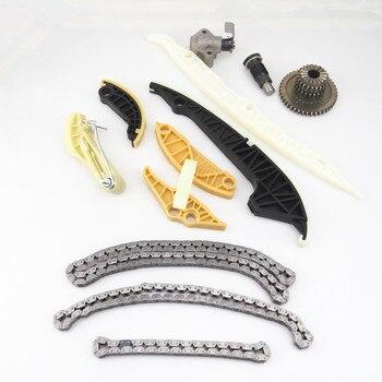 TUKE 13 pièces 1.8 T 2.0 Kit de chaîne de distribution de moteur pour Audi A3 A4 A5 A6 Q5 pour VW Jetta EOS Tiguan Passat b6 06 H 105 209 à 06H109467N