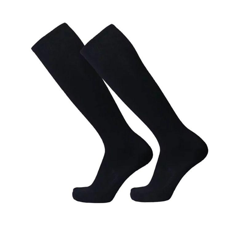 Hot Selling Long Socks Over Knee Solid Men Soft Socks High Quality Male Boys Hot Sale
