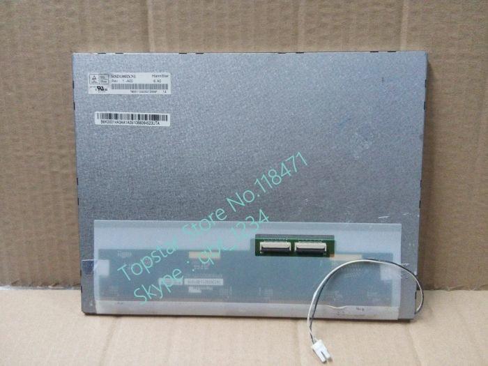 LCD Screen Hannstar HSD100IXN1-A00 HSD100IXN1 A00 New Original 10 Inch LCD Screen