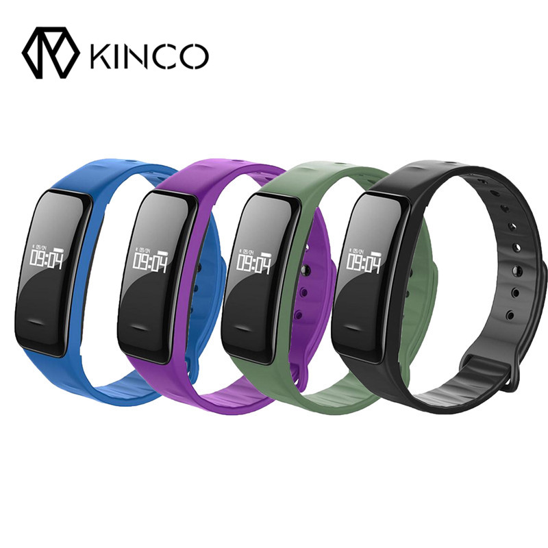 C1 Waterproof IP68 Blood Pressure Oxygen Heart Rate Sleep Monitor Pedometer Smart Wristband Bracelet Watch for