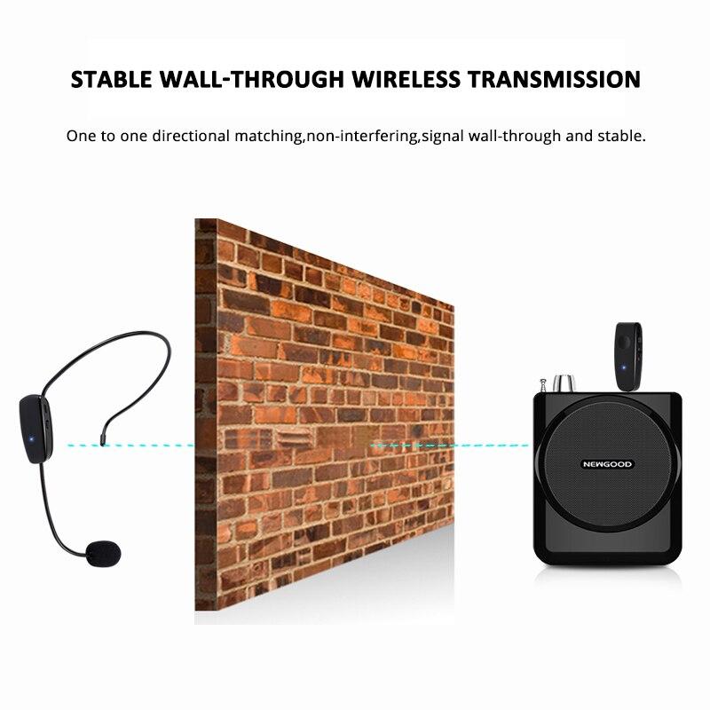 Profesionalno prijenosno glasno pojačalo Megaphone pojačalo s - Prijenosni audio i video - Foto 4
