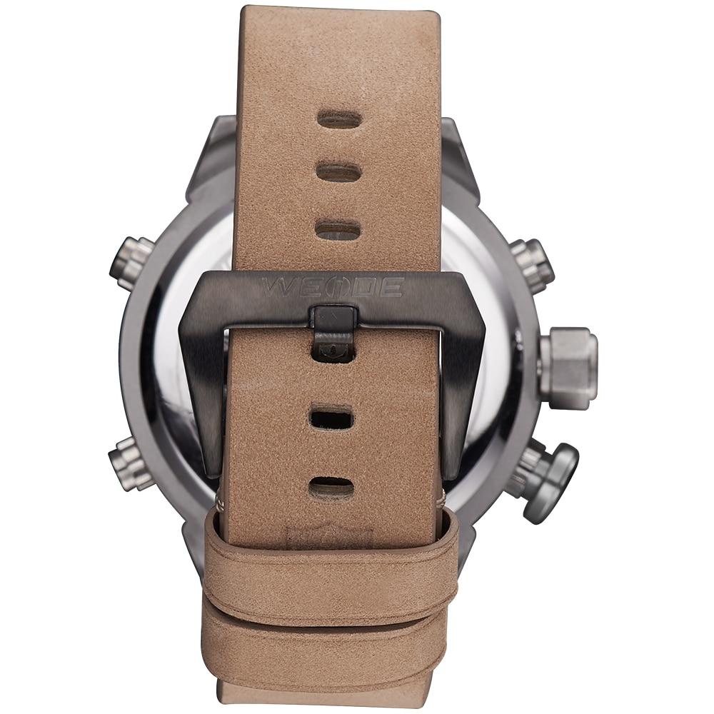 Weide Brand 2017 Nuevos Hombres Calientes Relojes Deportivos LED - Relojes para hombres - foto 6