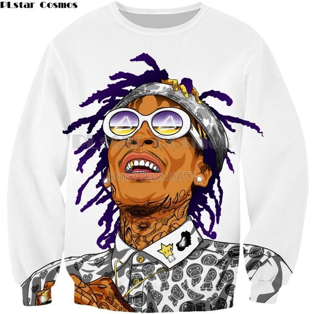 118c63dd5164 Aliexpress.com   Buy PLstar Cosmos Brand clothing 2018 New style ...