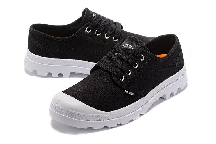 Hommes Hombre 39 Occasionnels Oxford Blanc Eur Taille Appartements Zapatos 45 Noir Pampa De Chaussures Palladium 1 Sneakers Et 7xw80wqZ