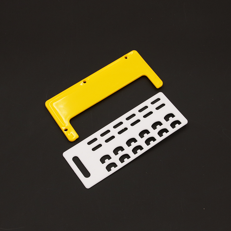 DLKKLB 2 Kit Beekeeping Tool Anti Escape Bees Queen Plastic Spacer Frame Hive Beehive Tool Escape Blocker Apiculture Equipmen