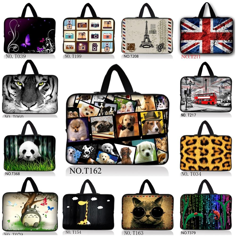 10 Laptop Tablet Sleeve Case Carry Bag for Apple iPad Air iPad 2 3 4 5 /Samsung Galaxy Note 10.1/Surface Pro RT 10.6 Tablet ...