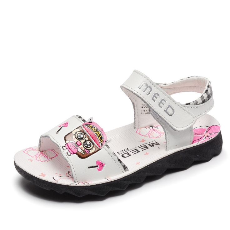 Fashion Thick Soled Open Toes Women Summer Sandals Girls Ladies Beach Shoes RA