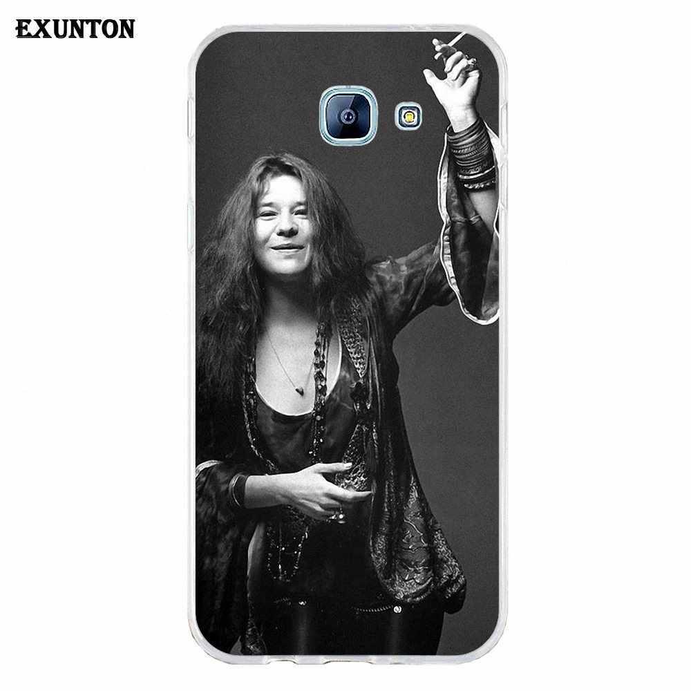 С изображением Дженис Джоплин американская певица для Xiaomi Redmi Mi Note 7 8 9 SE Pro Lite Go Play мягкая ТПУ печать Капа