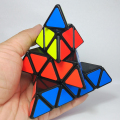 New ShengShou 4-layer 4x4 Pyraminx Magic Cube Puzzle 4x4 Speed Cube Toys Learning Educational Games Gifts Drop Shopping on Stock
