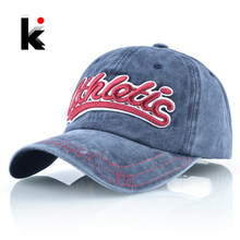 Washed Denim Baseball Caps Women Men Brand Snapback Dad Hats Outdoor Sport  Athletic Caps Boys Girls Skateboard Bone Hip Hop Hat 49d10598795c