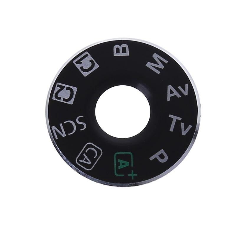 Kamera Funktion Modus Zifferblatt Plattenspieler Label Top Abdeckung Taste Einheit Interface Kappe Platte Reparatur Kit für Canon EOS 6D Cam