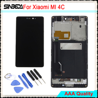Sinbeda New 5 0 LCD Display For Xiaomi MI 4C Mi4C LCD Touch Screen Digitizer Assembly