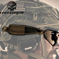 Army Military Equipment Airsoft Paintball CQB Shooting Helmet Safety Goggle EMERSON Tactical Boogie Regulator Goggle
