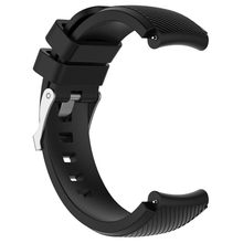 Soft Silicone Sport bracelet Watchband Sports Band Strap Personalize Watch Accessories For HUAMI Amazfit Stratos Smart Watch 2(China)