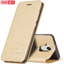 xiaomi redmi 4 pro prime cover xiaomi redmi 4 case silicone ultra thin flip mofi xiomi redmi 4 pro coque luxury leather 5.0