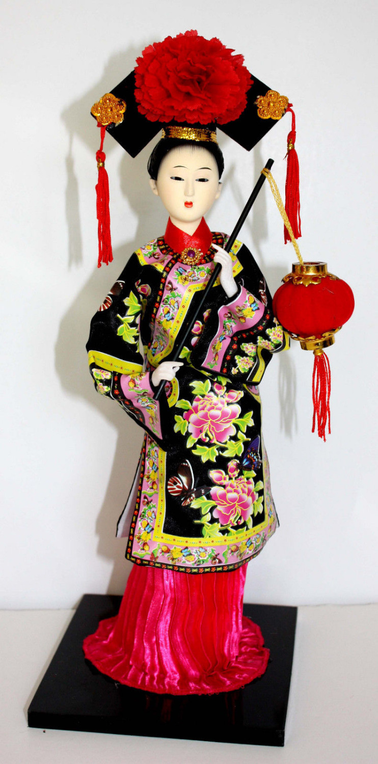 how to make a chinese doll
