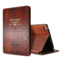 Vintage PU Leather Flip Tablet Cover Case For IPad Pro 10 5 Inch 2017 Book Style