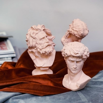 Статуя бюста La Marseillaise Venus Agrippa Voltaire, статуя из смолы для офиса, отеля, гостиной, украшения, подарок L2688