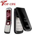 Разблокирована Оригинал 2720 Nokia Mobile Телефон с Оригинальный Экран Bluetooth FM Восстановленное Бесплатная доставка