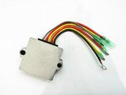 6 drähte Gleichrichter Spannung Regler für Mercury Mariner Außenborder 815279-3 883072 T 830179-2 830179 T 854515 856748 883072 18-5743