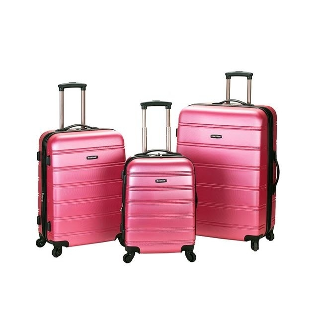 Foxluggage F160-MINT Upright Luggage - Mint 3 Pieces tilly mint tales