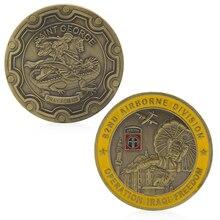 82-й дивизион ВДВ святой Георгий памятный вызов коллекция монет подарок APR26