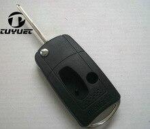 цена на NEW 3 Buttons Modified Flip Folding Remote Key Shell  for Mitsubishi ASX LANCER-EX GRANDIS Outlander Right Blade