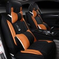 Luxe auto zitkussen zitkussen nieuwe auto levert auto-interieurs RF032