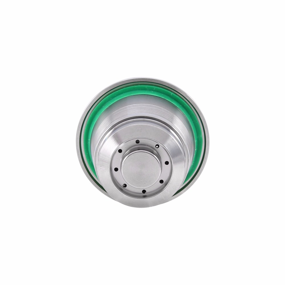 Household Refillable Nespresso Capsules Stainless Steel Coffee Capsulas Cup Compatible For Nespresso Machines