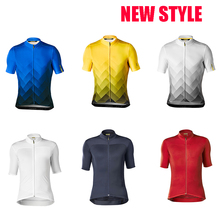 NEW Mavic Cycling Jersey Set Summer Racing Bicycle Clothing Suit Quick-Dry Mountain Bike Sportwears