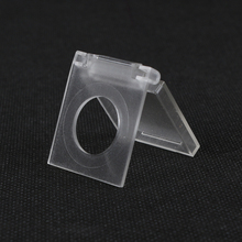 19 мм металлический кнопочный переключатель для предотвращения неисправности Защитная крышка прозрачная Защитная крышка для открытия переключателя