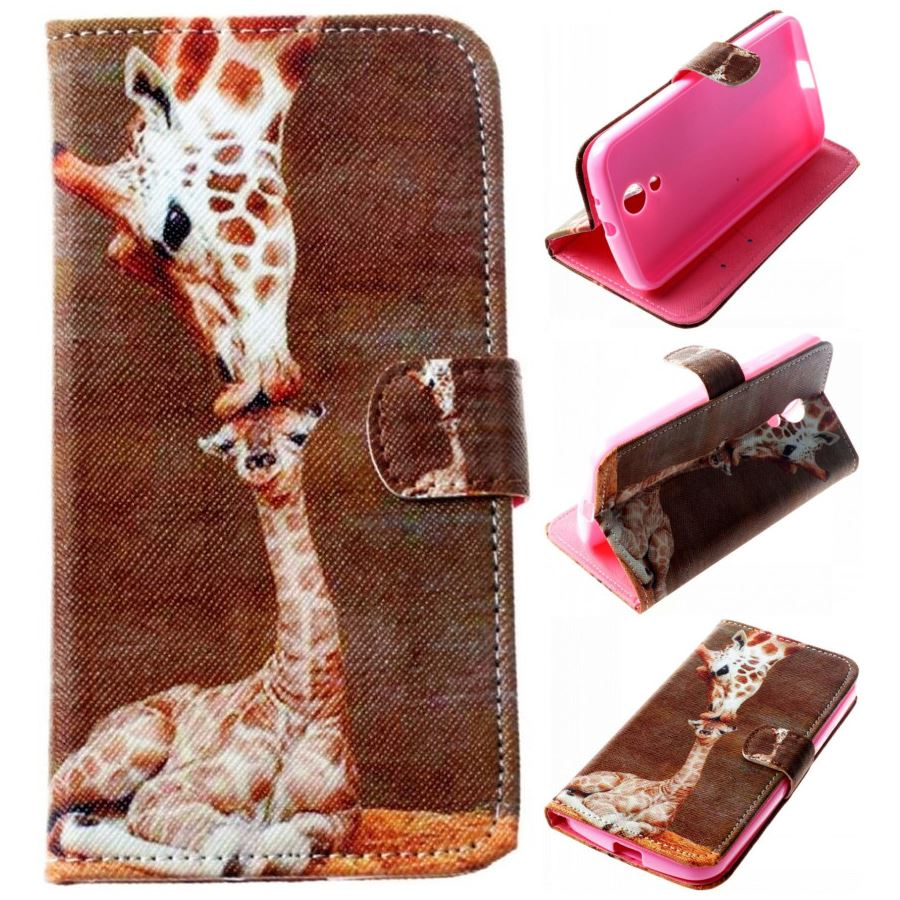 For Motorola Moto G4 G5 G5S G6 Plus 2018 G2 Fashion Leather Wallet Stand Case Cute Sunflower Butterflies Luxury Flip Cover P07Z in Wallet Cases from Cellphones Telecommunications