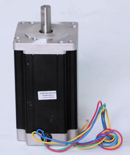 86BYG250-150 CNC Router Stepper Motor Nema34 120kg.cm(12N.m) 4.5A hybrid step Motor hot selling small equipment business with stepper motor cnc router 600 900mm 600 400mm