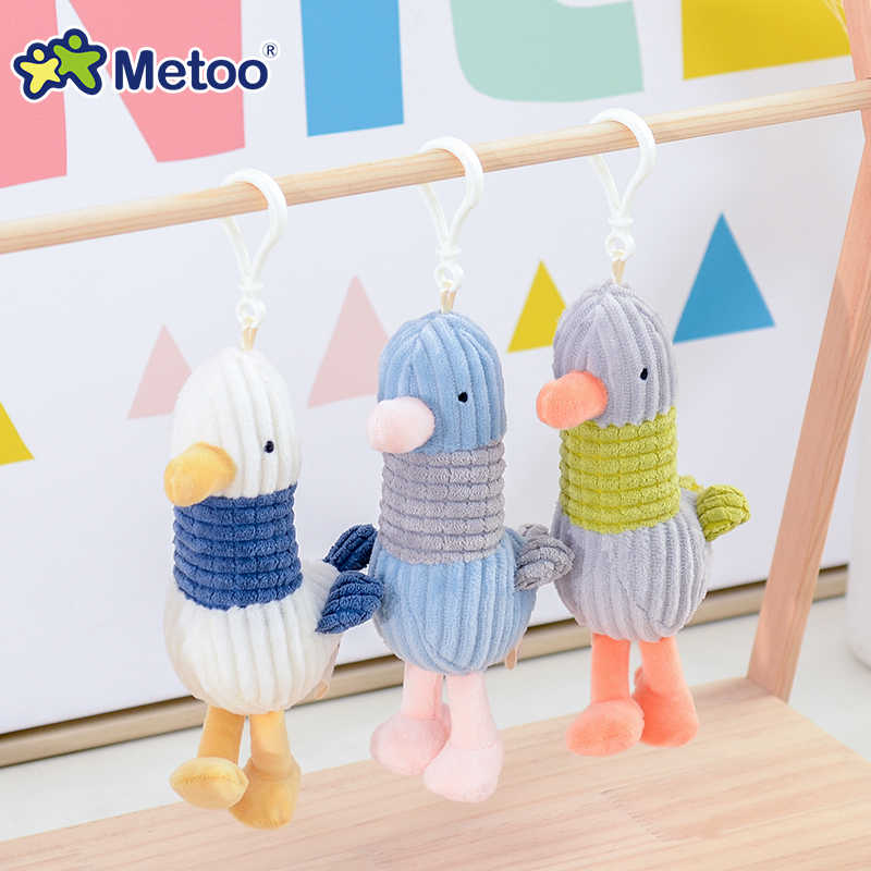 Плюшевые милые набивные детские игрушки кукла Metoo для девочек День рождения Рождественский подарок милая девочка кукла