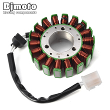 BJMOTO Motorcycle Magneto Stator Coil  for Suzuki GSXR600 2001-2005 GSXR750 2000-2005 GSXR1000 2001-2004 31401-40F00 motorcycle parts engine stator cover for suzuki 2004 gsxr600 750 gsxr1000 black left side