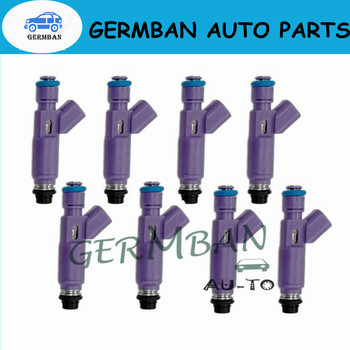 new Manufactured 8Pcs Fuel injectors Nozzle No# BL3E-HB For Ford F-150 4.6L V8  STX XLT 2009-2010 OE Poerformance BL3EHB