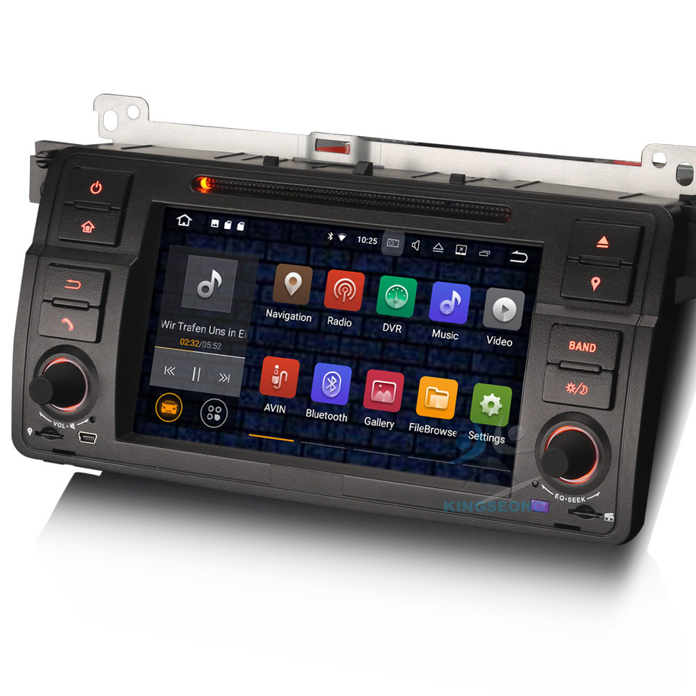 4-Core Android 7.1.2 Head Unit
