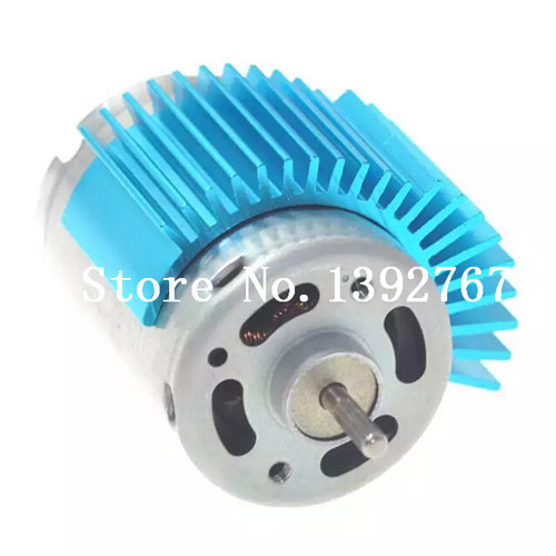 Himoto HSP Redcat RC Car Spare Parts Motor Heat Sink Aluminum Motor HeatSink 540 550 Car 7012 03300 1/10th Model Baja