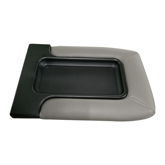 Car Interior Accessories Auto Center Console Lid Kit Armrest Cover for Chevrolet Suburban 2001-2006 4